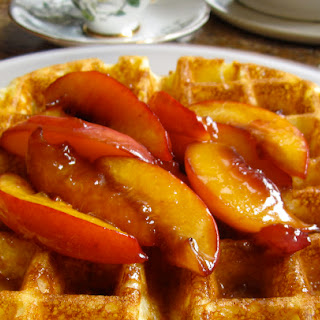 My version of MARK BITTMAN'S OVERNIGHT WAFFLES