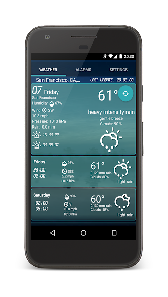 Custom Weather Alerts Pro 1.1