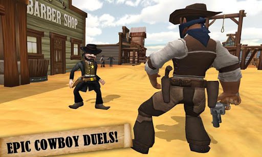Cowboy Hunter Western Bounty - screenshot