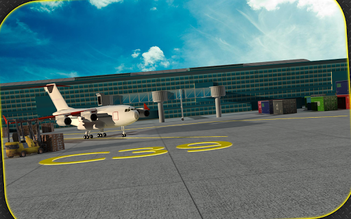 Transporter Plane 3D screenshot 7
