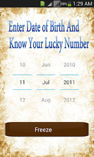 Download Lucky Number APK