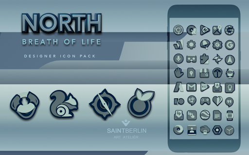 North Icon Pack - screenshot
