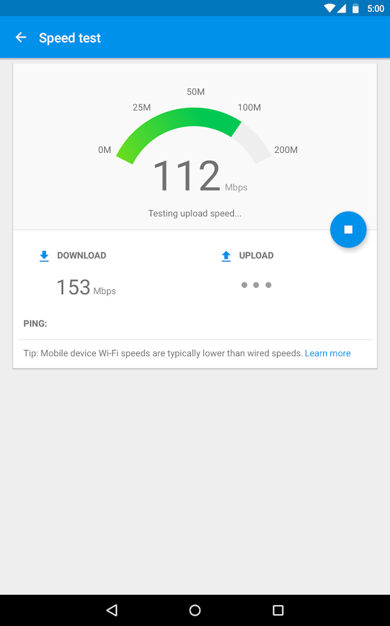 Google Fiber Screenshot 6