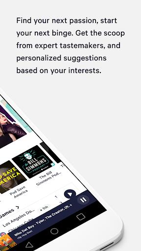 TuneIn: Stream NFL Radio, Music, Sports & Podcasts screenshot 2