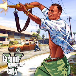 Grand  gangster city For PC (Windows & MAC)