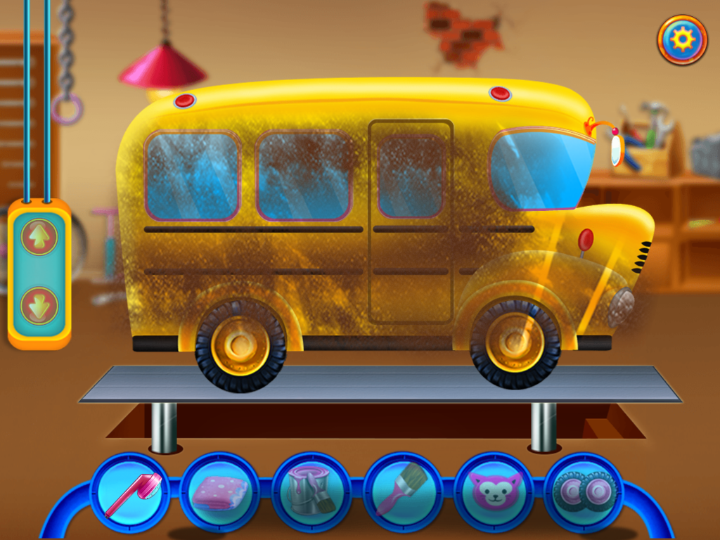 Wheels On The Bus Activities Screenshot 2