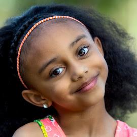 soft eyes by Sylvester Fourroux - Babies & Children Child Portraits