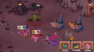 Screenshot of Creatures of Olympus