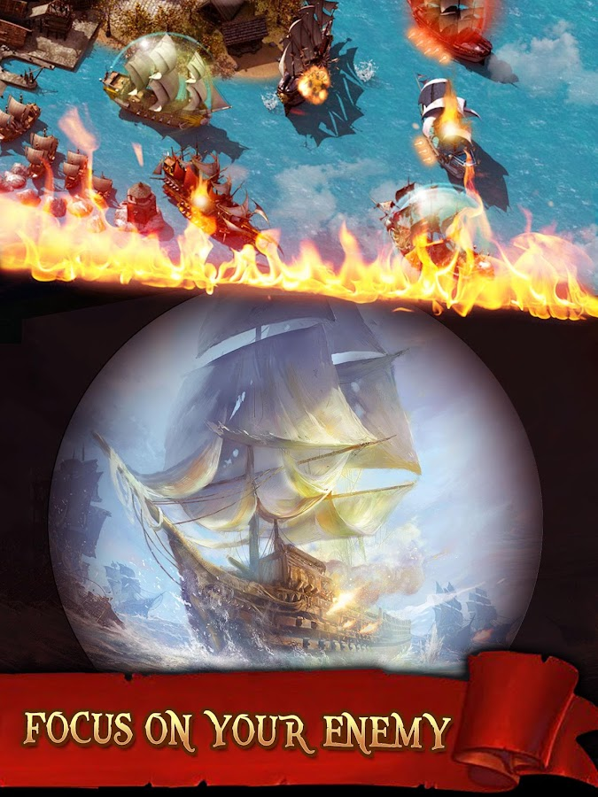 Battle of Pirates-Last Ship Screenshot 4