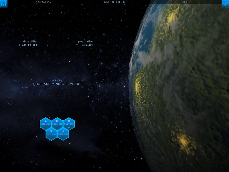 TerraGenesis - Space Settlers Screenshot 17