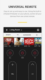 Peel Smart Remote and TV Guide
