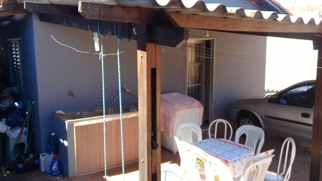Casa residencial à venda, Residencial 2000, Uberaba.