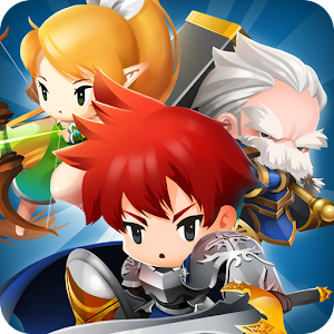 Dragon Warriors : Idle RPG APK Cracked Download