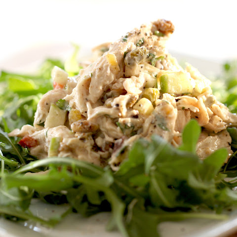 Beth's Spiced Chicken Salad