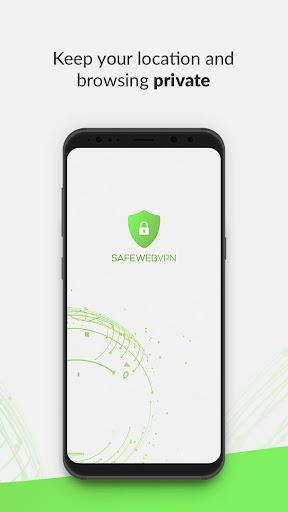 SafeWeb VPN For PC
