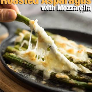 Asparagus Mozzarella Recipes