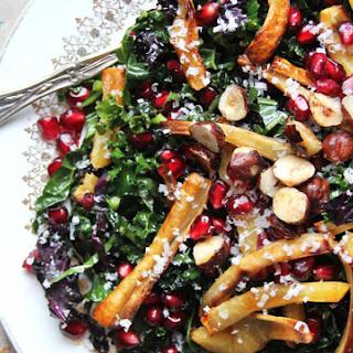 Apple Parsnip Salad Recipes