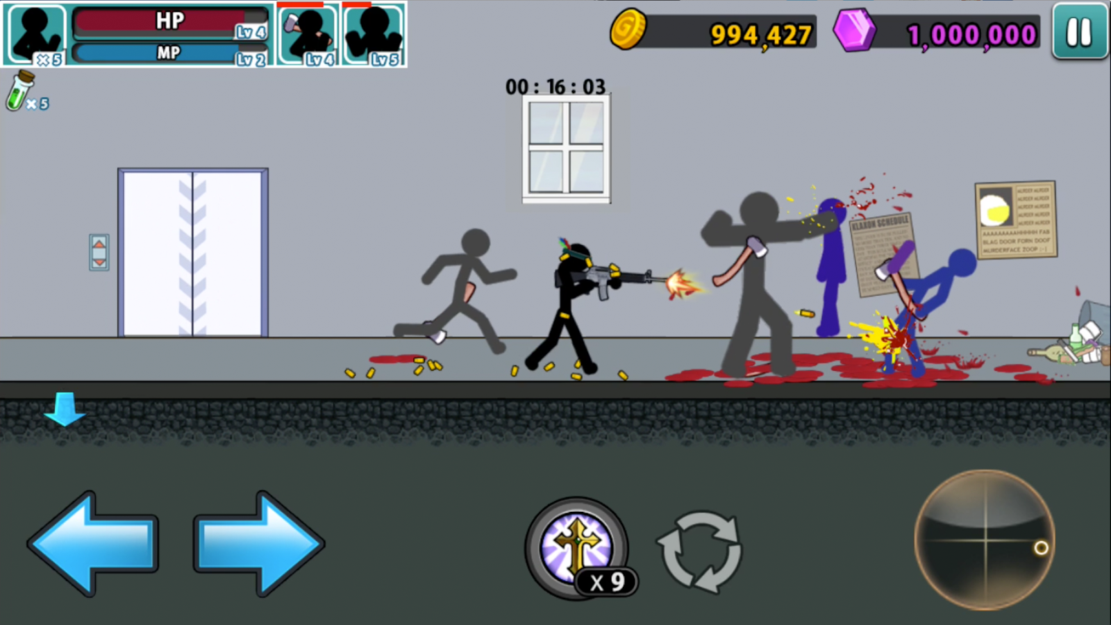 Anger of Stick 5 Screenshot 17