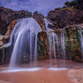 Banyutibo by Agus Sudharnoko - Landscapes Caves & Formations