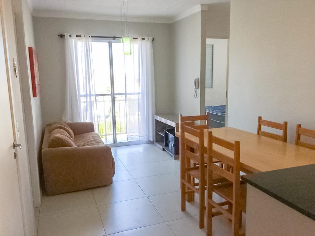 Apartamento com 3 dormitórios para alugar, 45 m² por R$ 1.980/mês - Parque Prado - Campinas/SP