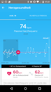 UP by Jawbone™ Screenshot