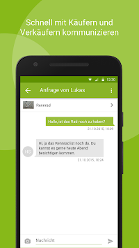 EBay Kleinanzeigen For Germany APK screenshot thumbnail 4