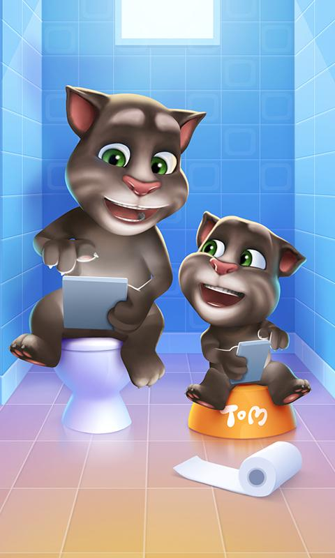 My Talking Tom Screenshot 0
