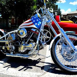 by John Dodson - Transportation Motorcycles