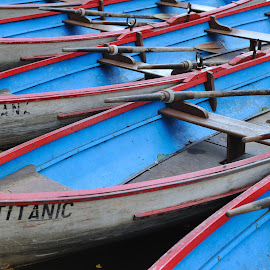 Titanic by Tomasz Budziak - Transportation Boats ( boats, transportation )