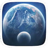 Blue Planet Theme APK for Bluestacks