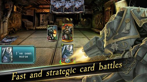 The Horus Heresy: Legions – TCG card battle game