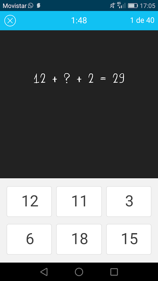Bequiz App Screenshot 5