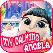 New My Talking Angela Tips Icon