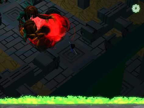Quest of the Guardian apk screenshot