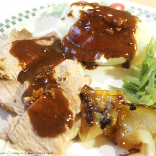 Schweinebraten - German Style Roast Pork