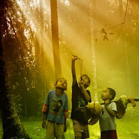 by Tu Eka - Babies & Children Children Candids