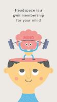 Screenshot of Headspace - meditation