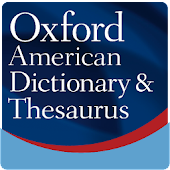 Download  Oxford American & Thesaurus  Apk