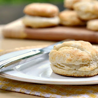 Low-fat Diner Style Biscuits