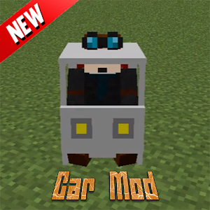 NEW Car Mod FOR MCPE App icon