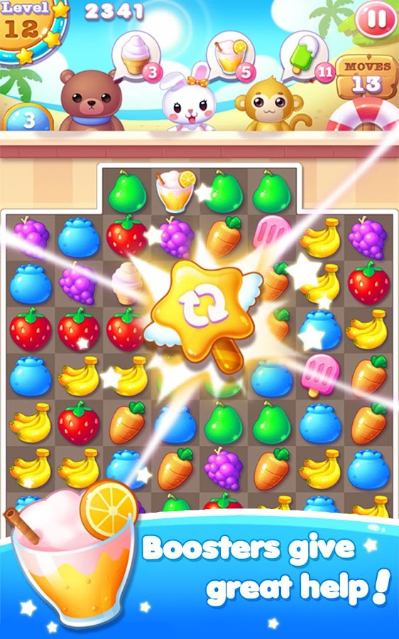 Fruit Bunny Mania Screenshot 9