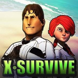 X Survive: Crafting & Building Sandbox Game For PC (Windows & MAC)