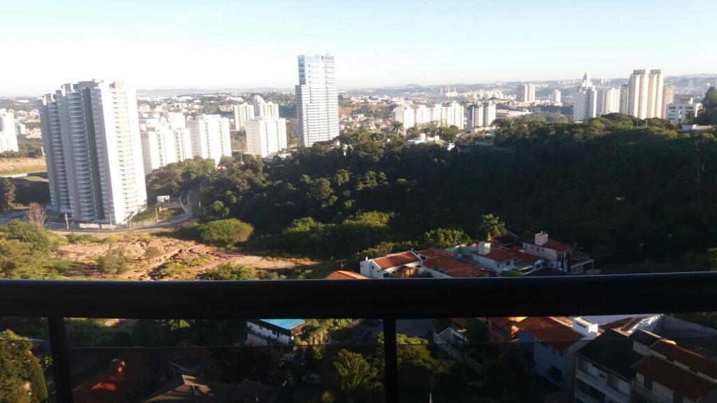 [Apartamento residencial para locação, Vila Japi II, Jundiaí.]