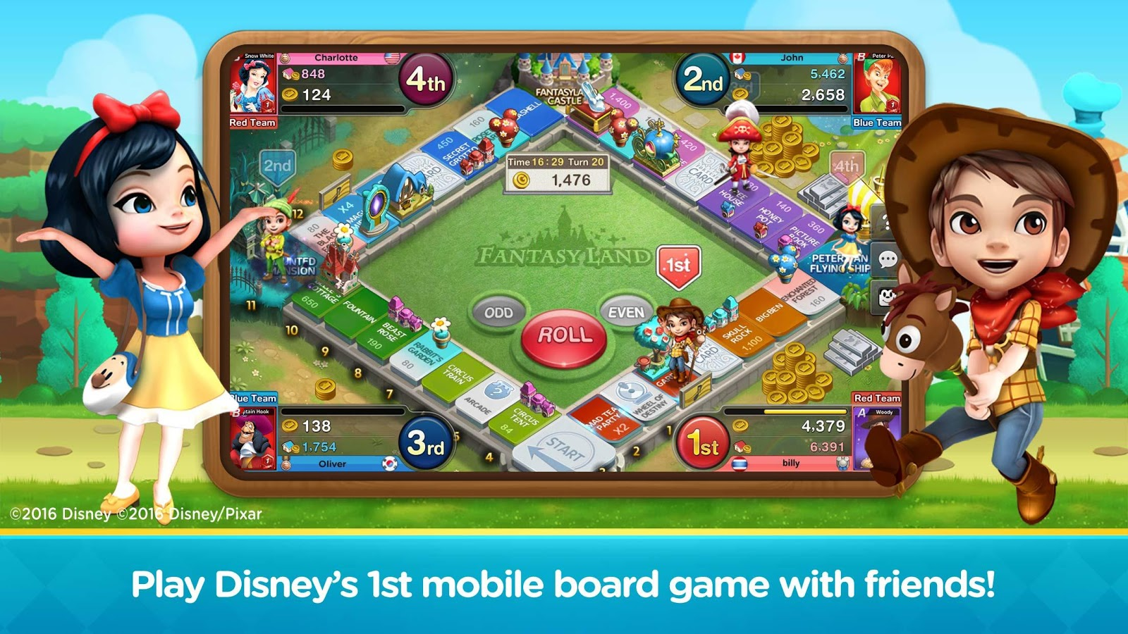 Disney Magical Dice Screenshot 13