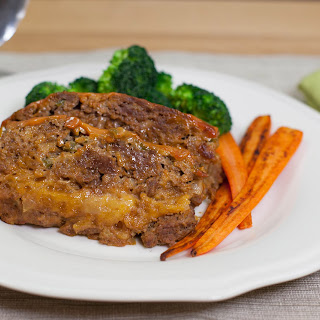 Slow Cooker Meatloaf