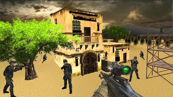 Sniper Desert Action- screenshot thumbnail