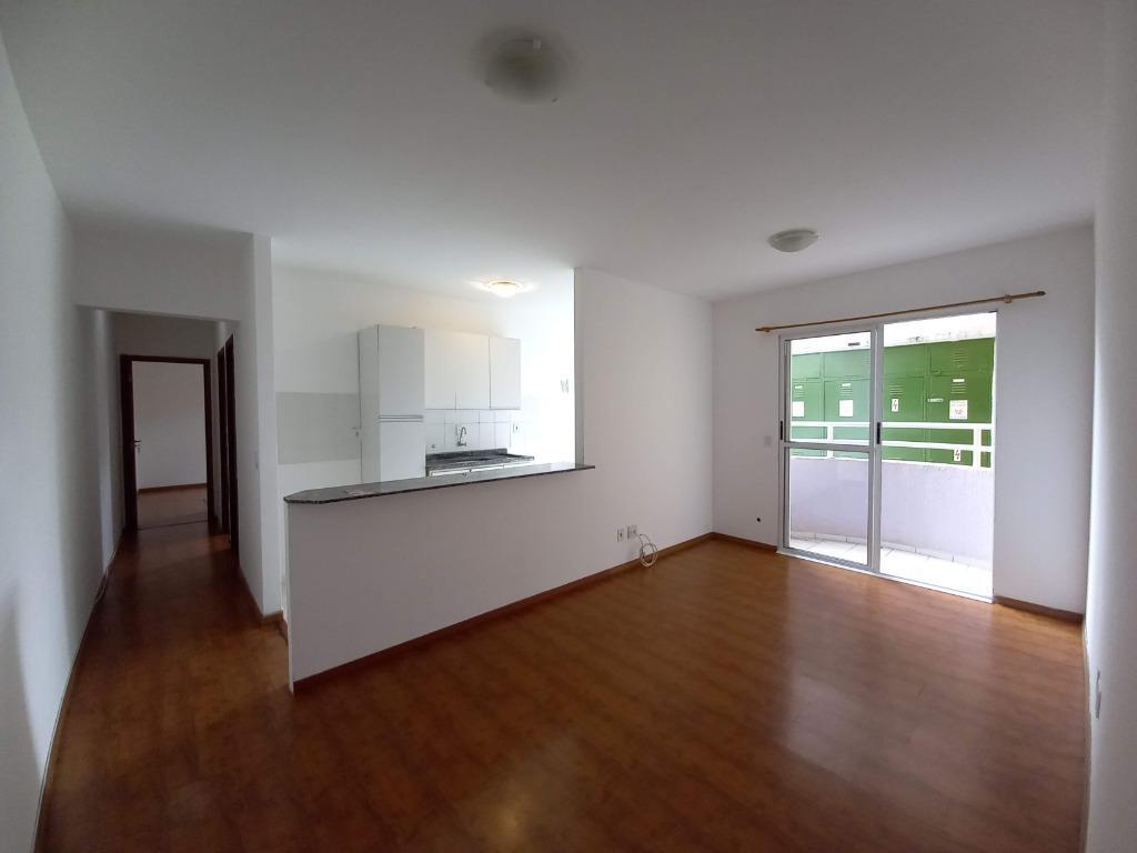 Apartamento com 2 dormitórios para alugar, 56 m² por R$ 827 + Condomínio + IPTU/mês - Residencial das Ilhas - Bragança Paulista/SP