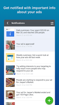 Facebook Ads Manager APK screenshot thumbnail 6