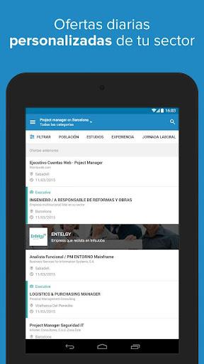 InfoJobs - Job Search screenshot 19