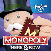 Download MONOPOLY HERE & NOW APK on PC